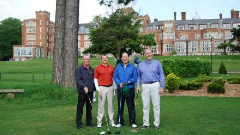 IMO Annual Golf Meeting: par excellence!