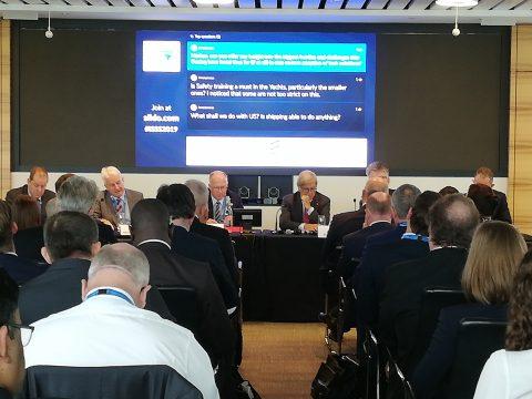 London summit generates lively debates